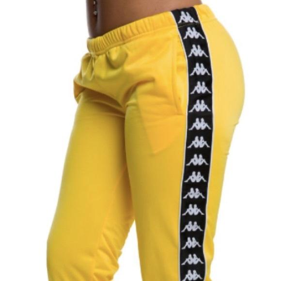 Kappa Pants - Kappa 222 Banda Wastoria Slim Women Track Pants